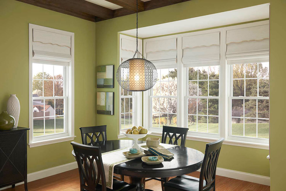 Majestic Double Hung Window