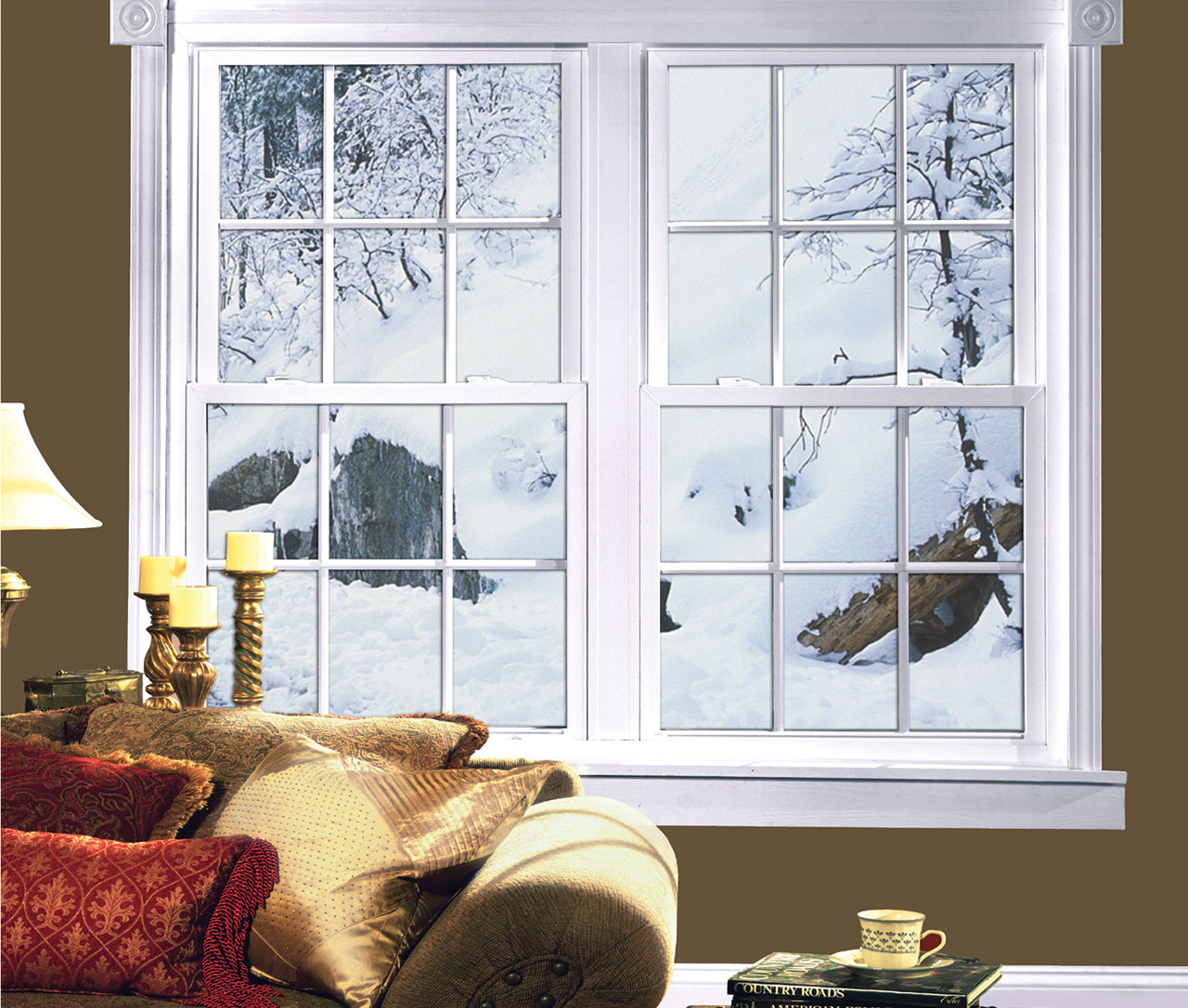 Double hung window 01 majestic vinyl windows and patio doors for Double hung patio doors